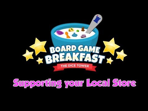 Board Game Breakfast - Supporting your Local Store