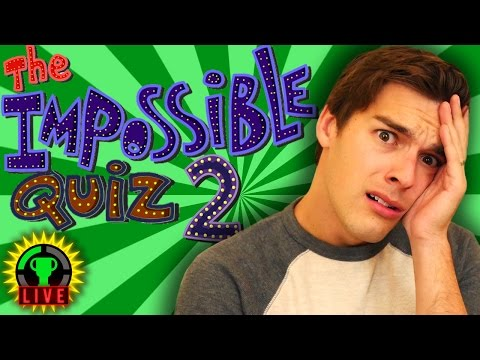 The Impossible Quiz 2: GOING INSANE! (Part 2)