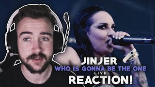 JINJER Who is Gonna Be the One Reaction!