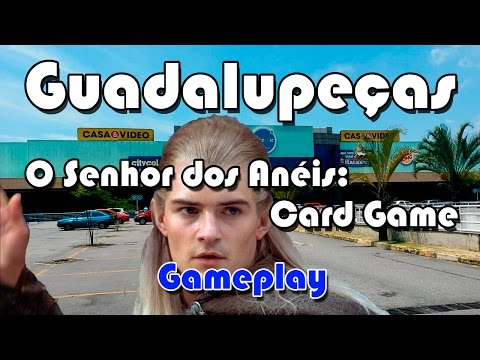 The Lord of the Rings: The Card Game | Gueto Lúdico S01E02 - Part 1