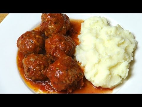 Sneaky Meatballs | One Pot Chef