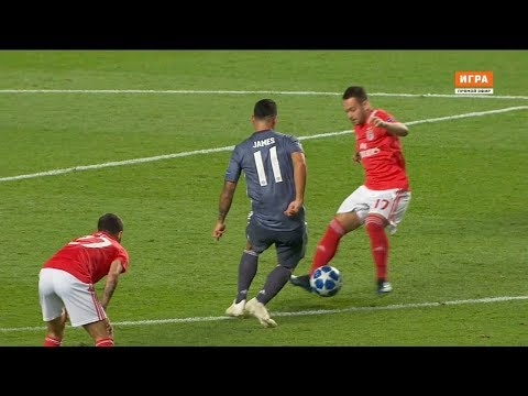 JAMES RODRIGUEZ vs B3NF1C4 (Away) - HD (19/09/2018)