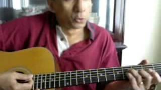Manikya Veenayumayen -  guitar rythm patterns.wmv Or Maanikya Veenayumayen
