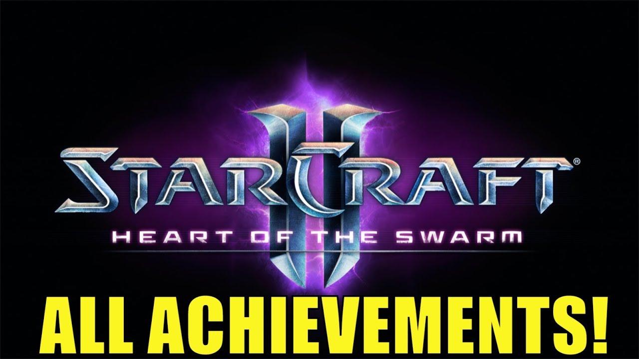 Starcraft 2 achievements walkthrough