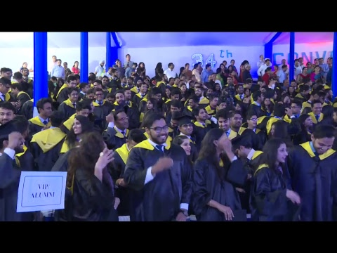 IMI, New Delhi Presents the Convocation Ceremony of Class of 2018