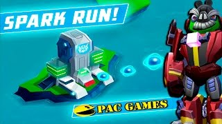 Angry Birds Transformers Spark Run New Difficulties Unlocked / New Event