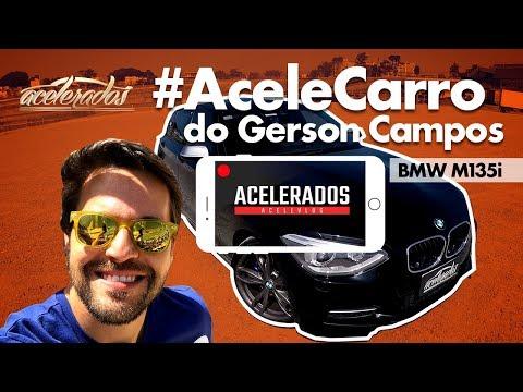 GERSON MOSTRA SEU CARRO! ACELEVLOG #1 | BMW M135i | ACELERADOS