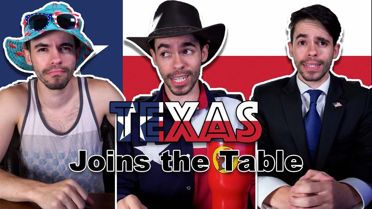 Texas Joins the Table