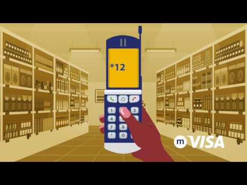 How to get started with mVisa using a feature phone | Visa Africa
