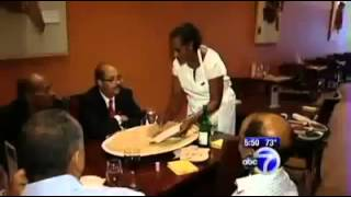 ABC 7 report about Mesob Ethiopian Restaurant.