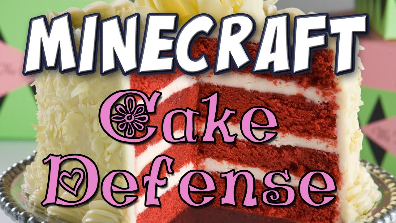 Cake Defence  By Disco