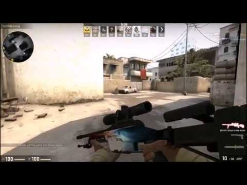 SSG 08 | Blood in the Water Kills (CSGO Gameplay)