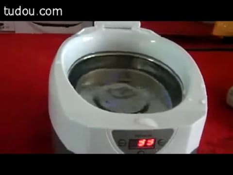 Ultrasonic Jewelry Eyeglass Cleaner Solution