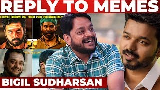 Bigil Sudharsan Interview