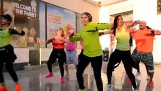Zumba with Egyption Coches - Mi Gente Song