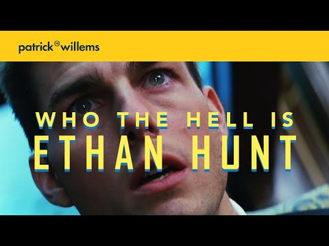Who is Ethan Hunt? [Mission: Impossible]