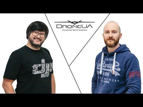 Дроны / Интервью с основателями Drone.ua / Валерий Яковенко и Февзи Аметов