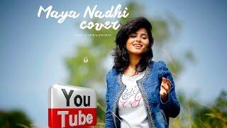 Download Hindi Video Songs - MAYA NADHI - KABALI | Cover by Sanjana Muralidharan | Original Score by Santhosh Narayanan