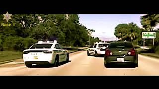 Погони в США ! New Police chases in USA #30