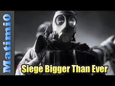 Rainbow Six Siege is Bigger Than Ever