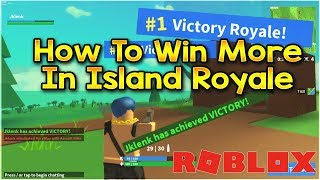 Conseils et astuces Island Royale! How To Get Better At Island Royale Roblox (Fortnite in Roblox)