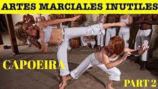 Parte 2 - Top 5 Artes Marciales & Estilos de Peleas Mas Inutiles thumbnail