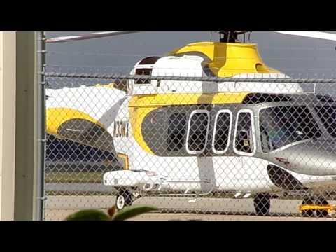 Spying the private Leonardo Agusta AW 139.