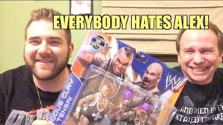 You HATE Alex UNBOXING! WWE Battle Pack series 27 Mattel Wrestling Figures receiving