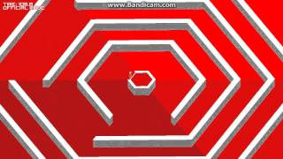 Repeat youtube video Open Hexagon World Record... The Dragon Mayhem.... 218.114 secs