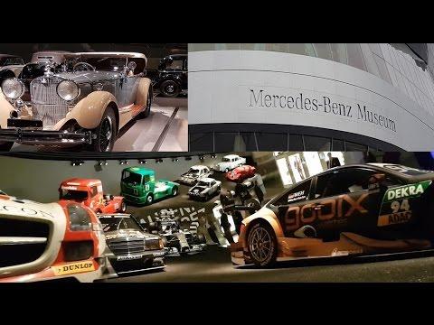 Mercedes Museum - Full Tour [Stuttgart, Germany]