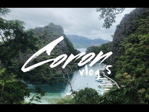 PHL Vlog5: Coron Island Hopping