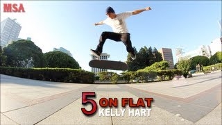 5 On Flat With Kelly Hart
