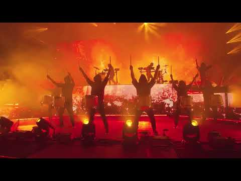 ODESZA - Red Rocks 2018