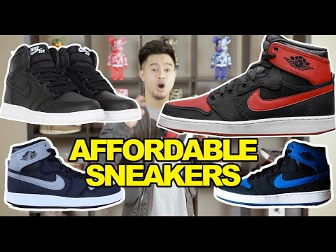 GREAT AFFORDABLE SNEAKERS TO HAVE IN YOUR COLLECTION!