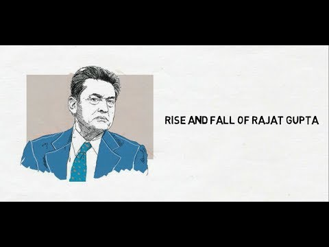 The Rise and Fall of Rajat Gupta - A Case Study | Hindi