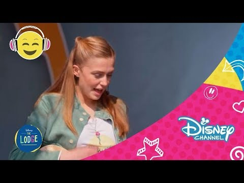 The Lodge. Misterio a todo ritmo: Videoclip  - 'Bringing Better Back' | Disney Channel Oficial
