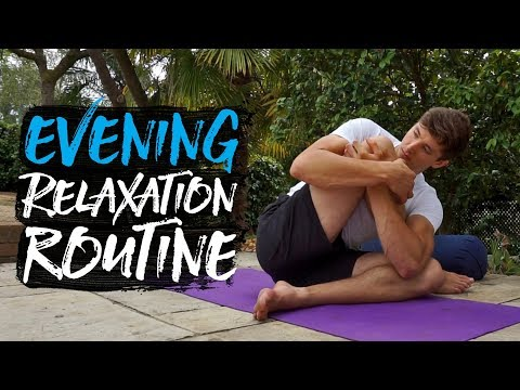 Relaxing Evening Flexibility Routine! (FOLLOW ALONG)