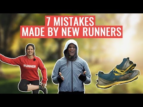The 7 BIGGEST Mistakes Made By New Runners | Common Running Mistakes