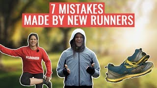 The 7 BIGGEST Mistakes Made By New Runners | Common Mistakes