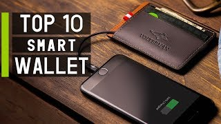 Top 10 Best Anti-Theft Smart Wallets for Men 2019