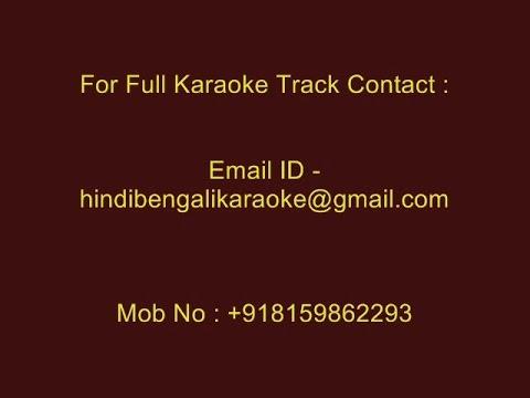 Hare Krishna Hare Krishna - Karaoke - Rama Krishna Bhajan