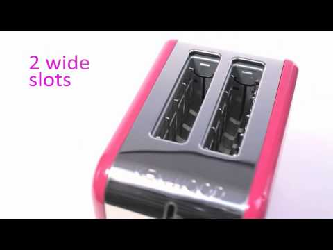 Gama Toaster kMix Boutique (TTM) - Kenwood - www.pentrugatit.ro