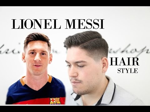 Lionel Messi hairstyle 2016 | Mens haircut inspiration