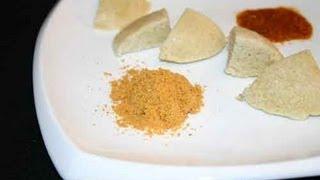 Dry Chutney Powder Recipe (molaga Podi)