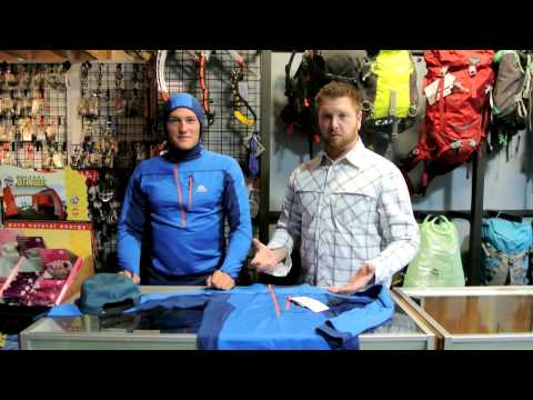 Mountain Equipment Hooded Eclipse Tee
