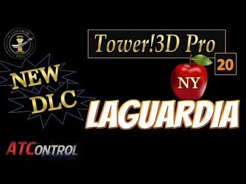 Tower! 3D Pro -- EP #20 : *NEW* DLC - LaGuardia