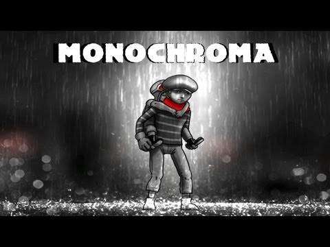 Monochroma - A Beautiful Game With an Interesting Story - Game Demo Walkthrough