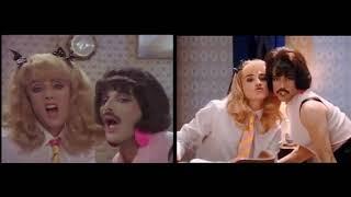 Bohemian Rhapsody - I Want To Break Free (Original vs Movie version)   Comparison
