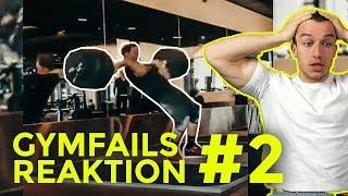Tim Gabel reagiert auf Gym Fails 2.0 | Nichts für schwache Nerven