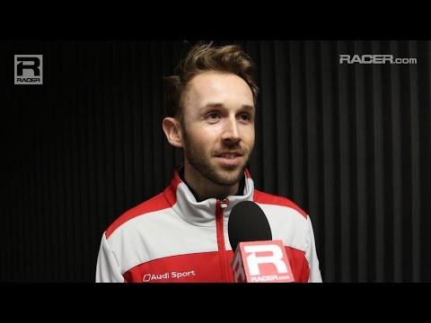 RACER: Rene Rast on His Audi LMP1 Promotion